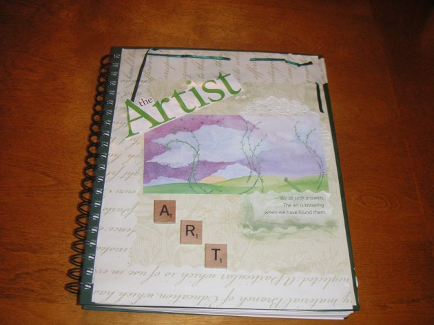 Artist Cover Page