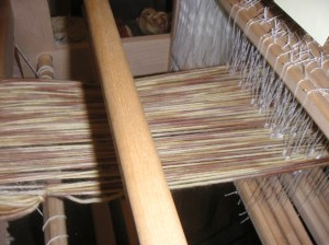 Real Life Weaving Research for the Novel