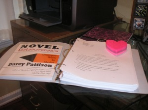 Ready for Revisions--Fun Heart Stickies!