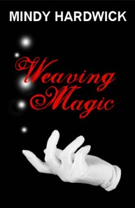 Weaving Magic - Front cover 72 dpi