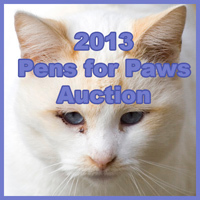 Pens for Paws Auction