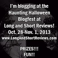LR Haunted Halloween Blogfest