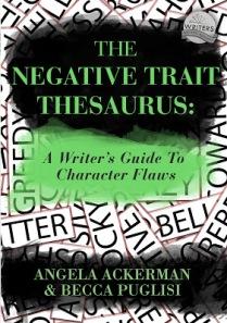Negative Traits Thesurus