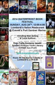 2014 WATERFRONT BOOK FESTIVAL full